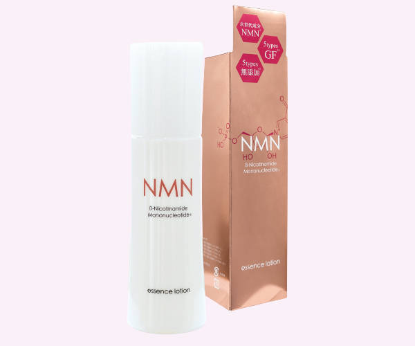 美容液と化粧水の役割を兼ね備えた2in1  NMNエッセンスローション